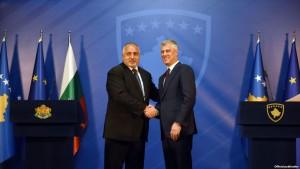 Borisov Thaci