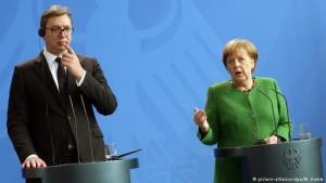 Merkel Vucic