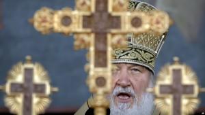 Patriarku rus Kirilli