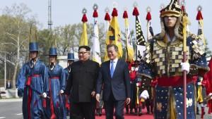 Presidentet e Koreve
