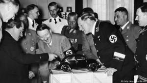 VW Hitler
