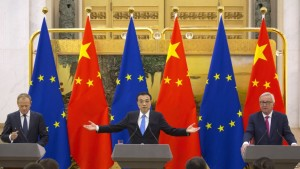 Kina EU