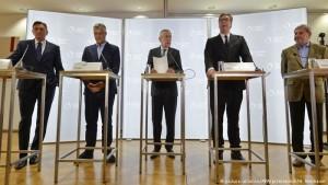 Alpbach konference shtypi