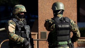 policia maqedone