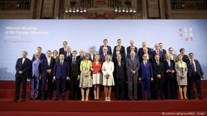 Ministrat e jashtem Vjene