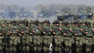 ushtria e serbise