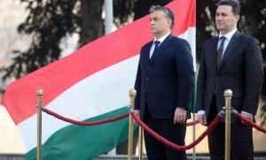 Gruevski Hungari