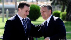 Gruevski Orban