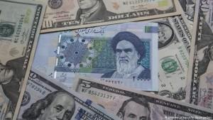 para iraniane dhe dollar