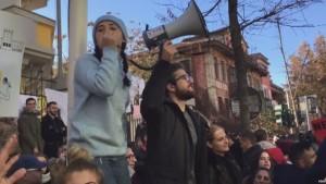 Protesta AL