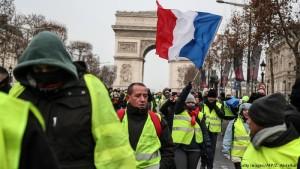 Protesta Paris