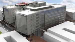 Qendra e re Klinike Shkup-