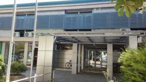 PSP-ndërtesa