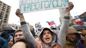 Protesta rusi