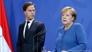 Merkel Rutte