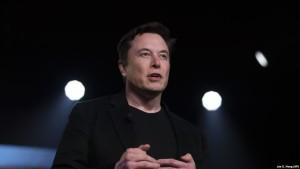 Miliarderi Elon Musk