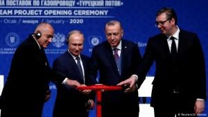 Borisov Putin Erdogan Vucic