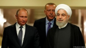 Putin Erdogan Ruhani
