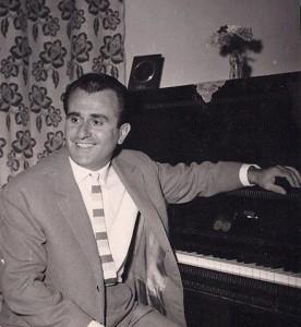 Tish Daija piano