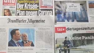 Gazetat Gjermane