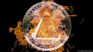 Foto simbol Iluminati