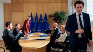 Katër kursimtarët në BE - Austria, Danimarka, Holanda e Suedia