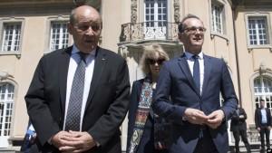 Ministri gjerman dhe francez
