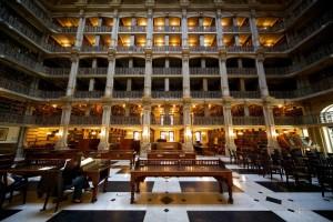 Biblioteka George Peabody – Baltimore, USA 2