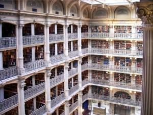 Biblioteka George Peabody – Baltimore, USA