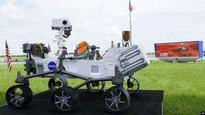 sonda robot mars nasa