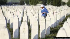 varret Potocari Srebrenica