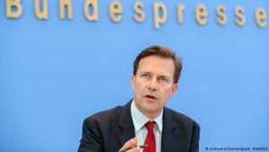 zëdhënësi i qeverisë gjermane, Steffen Seibert