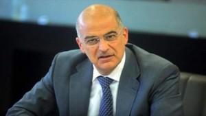 Ministri i Jashtëm grek, Nikos Dendias
