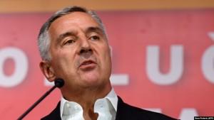 Presidenti i Malit të Zi, Millo Gjukanoviq.