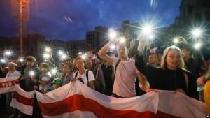 protesta bjellorusi