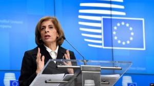 komisionerja për Shëndetësinë e BE-së Stella Kyriakides