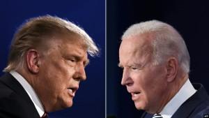 Trump Biden debat