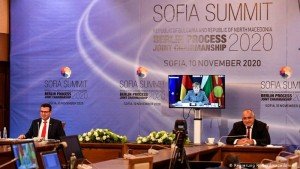Sofia Summit