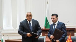 Boyko Borisov dhe Zoran Zaev