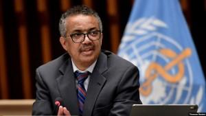 Drejtori i Përgjithshëm i OBSH Tedros Adhanom Ghebreyesus