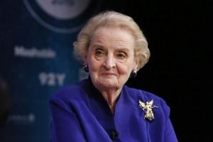 Zonja Madeleine-Albright