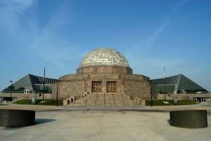 """Muzeu """"Adler Planetarium"""" në Çikago"""