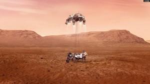 Sonda ne Mars