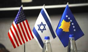 USA Izrael Kosova