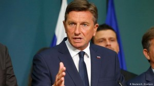 Presidenti slloven Borut Pahor
