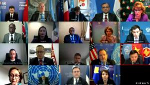 Takimi virtual i KS për Kosovën UN Web TV