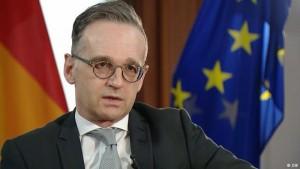 Heiko Maas, ministri i jashtëm i Gjermanisë